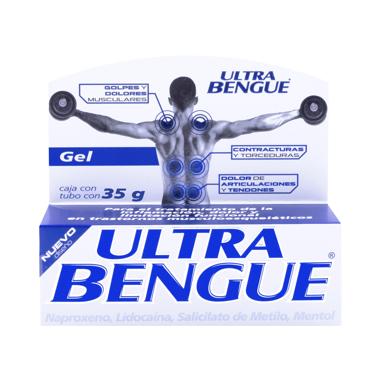 Gel Ultra Azul 35 g