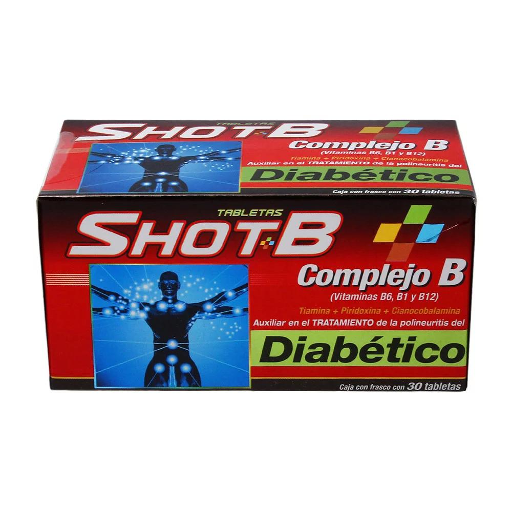 Diabético 30 Tabletas