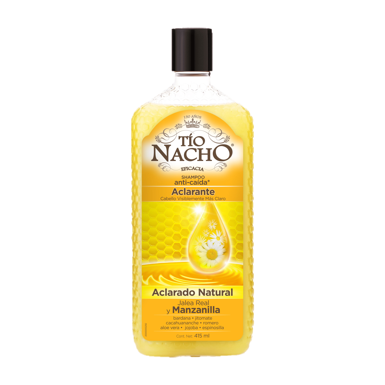 Shampoo Anti Caída Aclarante 415 ml