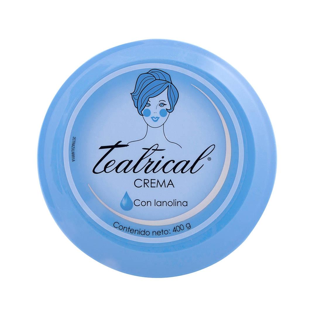 Crema Facial Lanolina 400 g