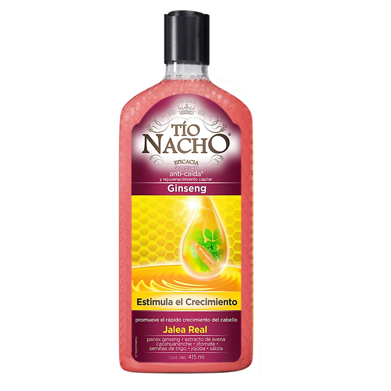 Shampoo Ginseng 415 ml