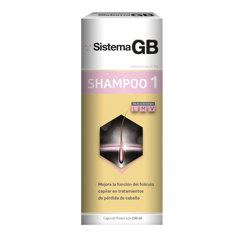 Shampoo Mujer 1 Ketoconazol 230 ml