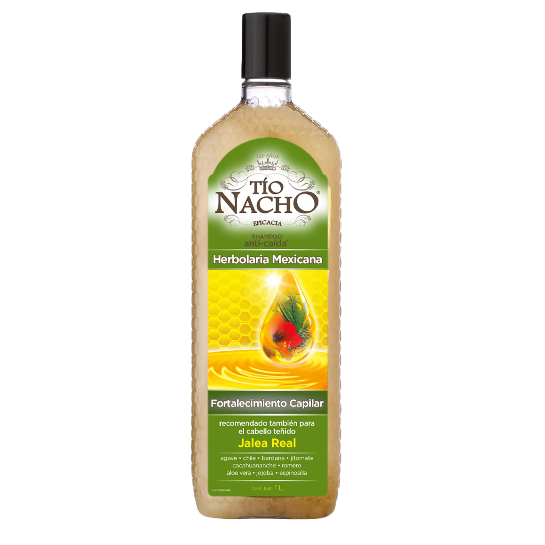 Shampoo Herbolaria Mexicana 1 Lt