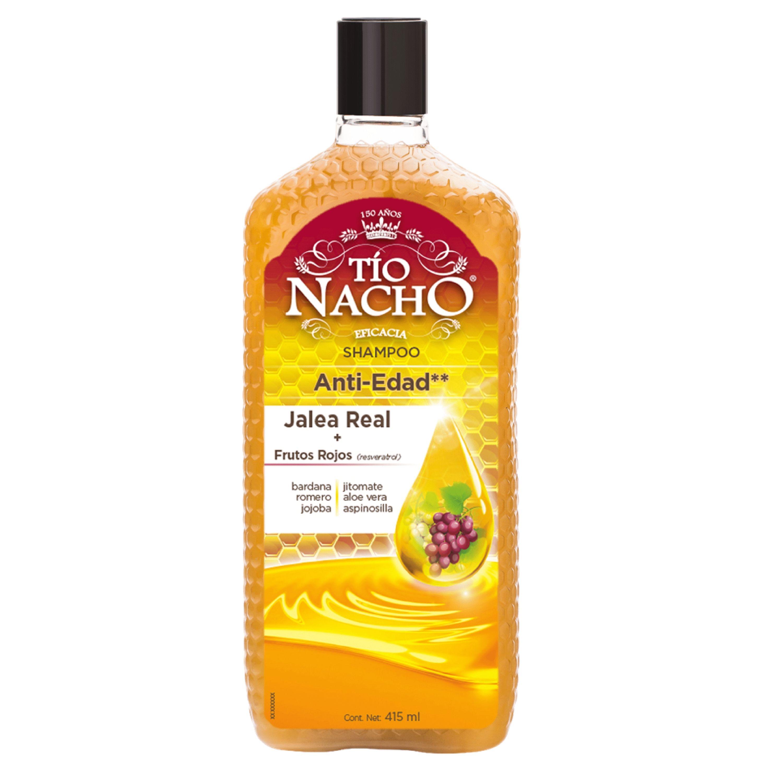 Shampoo Jalea Frutos Rojos 415 ml
