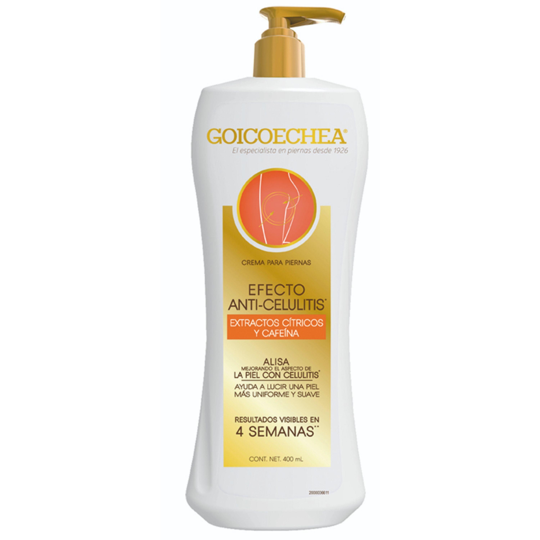 Crema Efecto Anti-Piel de Naranja Cítricos y Cafeína 400 ml
