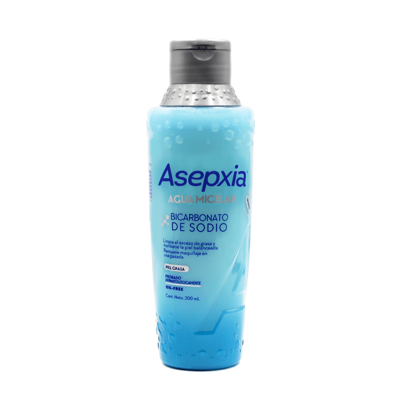 Asepxia Agua Micelar Bicarbonato 200 ml