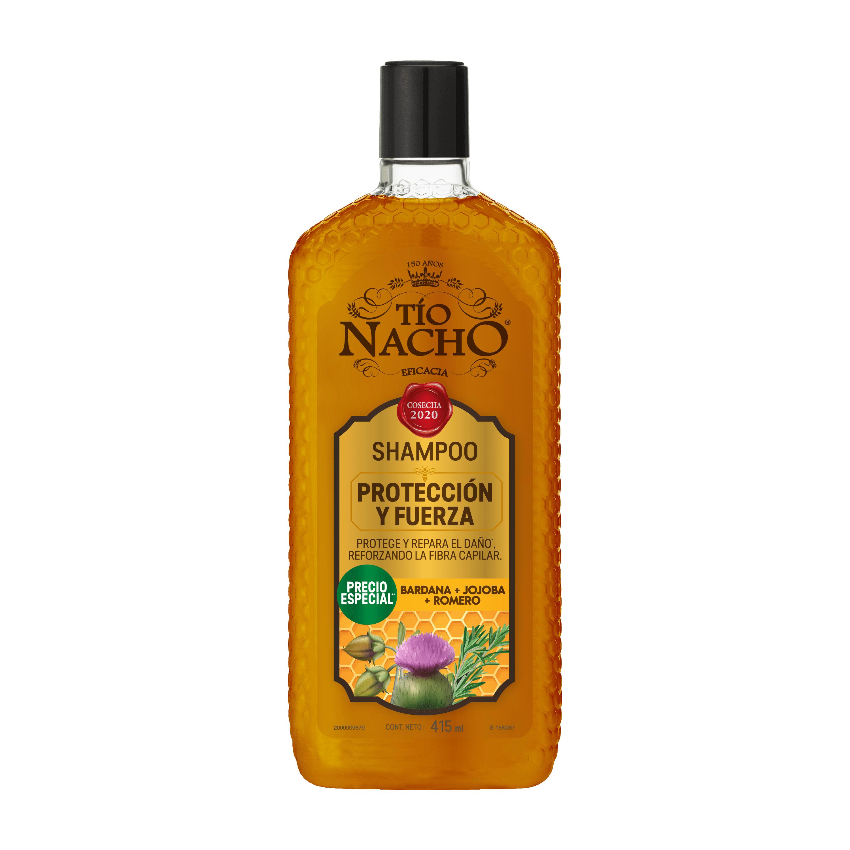 Tío Nacho Shampoo Protección y Fuerza 415 ml