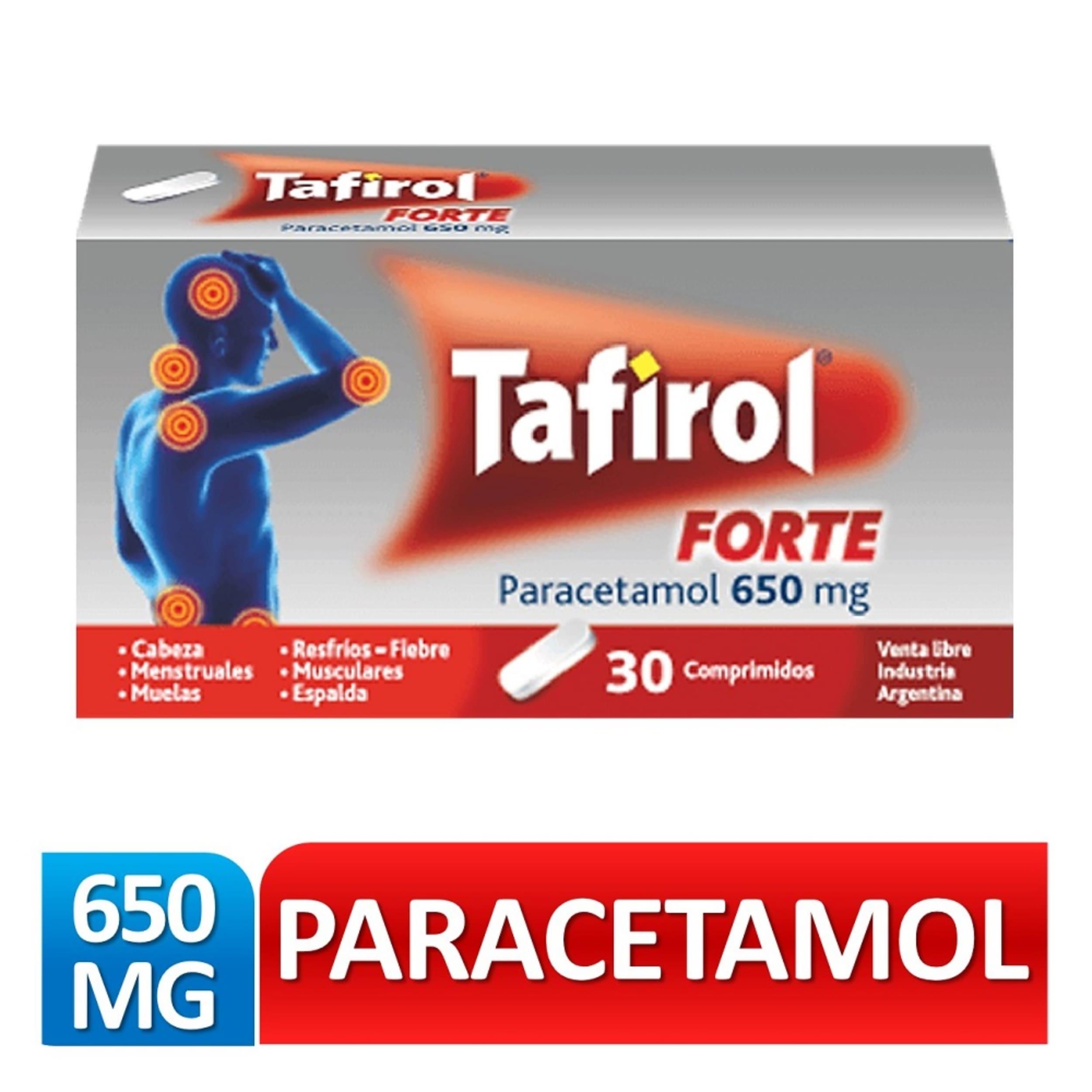 Forte 30 Comprimidos