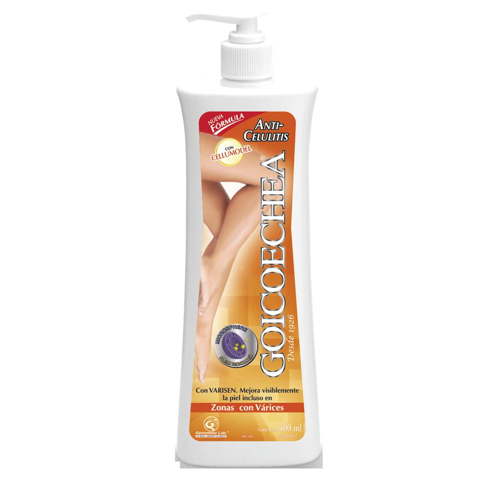 Crema Anti-celulitis Cellumodel 400 ml
