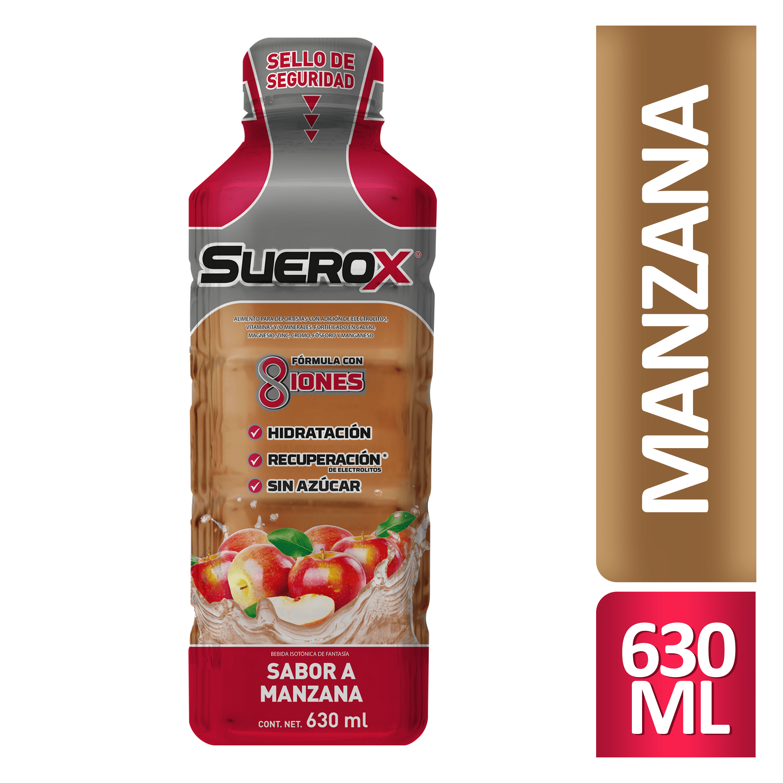 Suerox Manzana 630 Ml