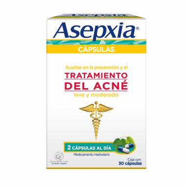 Tratamiento Antiacné 30 Cápsulas