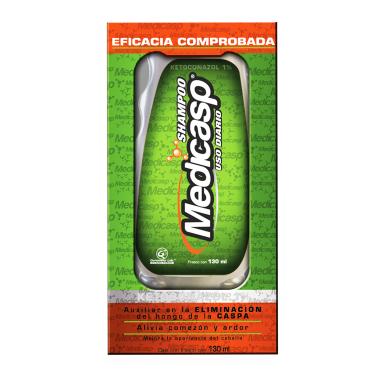 Shampoo Anticaspa 130 ml