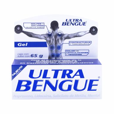 Gel Ultra Azul 65 g