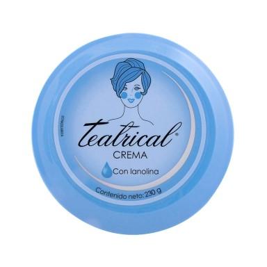 Crema Facial Lanolina 230 g