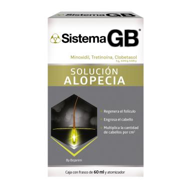 Solución Alopecia 60 ml