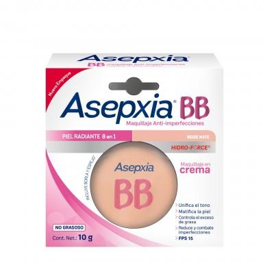 BB Maquillaje Crema Beige Mate 10 g
