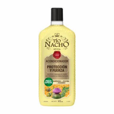 Tío Nacho Acondicionador Protección y Fuerza 415 ml