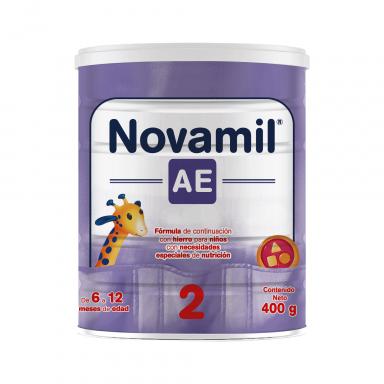 AE Etapa 2 Fórmula Láctea 400 g