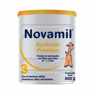 Symbiotic 3 Fórmula Láctea 800 g