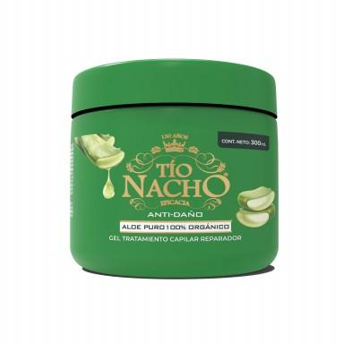 Antidaño Tratamiento Aloe Puro 100% Órganico 300 ml