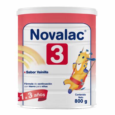 Novalac Etapa 3 Fórmula Láctea 800 g