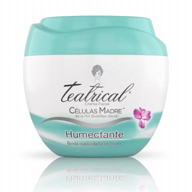 Crema Facial Humectante 200 g