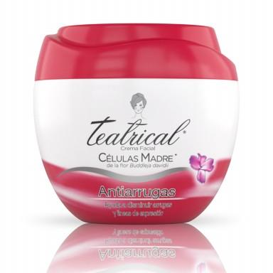 Crema Facial Antiarrugas 200 g